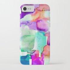 Wild Eye Purple Slim Case iPhone 7