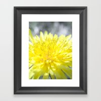 Spring has come Framed Art Print