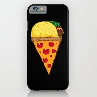 Taco Pizza Cone iPhone 6 Slim Case