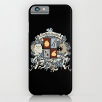 iPhone & iPod Case featuring All Doodles Great & Small by wanton doodle