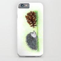 iPhone & iPod Case featuring Spiky Duo by Mariya Olshevska