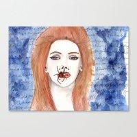 Lana  Canvas Print