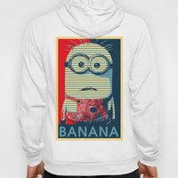 Minion banana Hoody