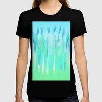 W.F Womens Fitted Tee Black SMALL