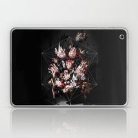 Dodecahedron Flowers Laptop & iPad Skin