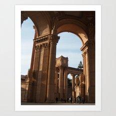Walk Among Us Art Print