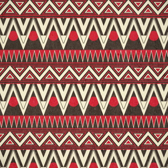 Tribal New World  Art Print