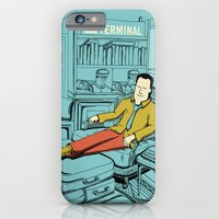 iPhone & iPod Case featuring Movies we like - The Terminal by House Your Day