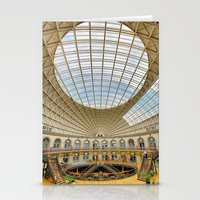 The Corn Exchange Interi… Stationery Cards