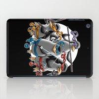 Ninja Penguins iPad Case