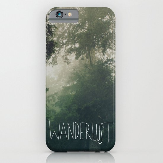Wanderlust: Oswald West, Oregon iPhone & iPod Case