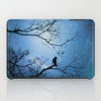 Silent Snow iPad Case