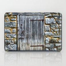 Door at the Mill iPad Case