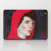 A Red Night iPad Case