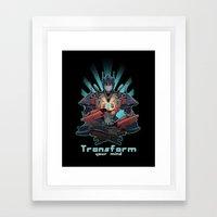 Gayutama Prime Framed Art Print