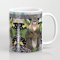 MANDRIL Mug