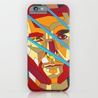 iPhone & iPod Case featuring James Howlett by Liam Brazier