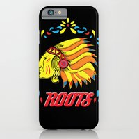 iPhone & iPod Case featuring Americas Natives  by Selecto