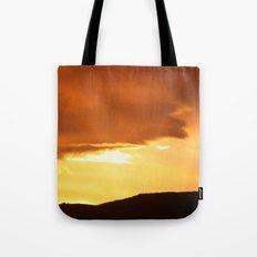 Sunrise April 12, 2012 Tote Bag