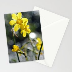 Sunny Dancers Stationery Cards