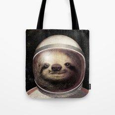 Space Sloth  Tote Bag