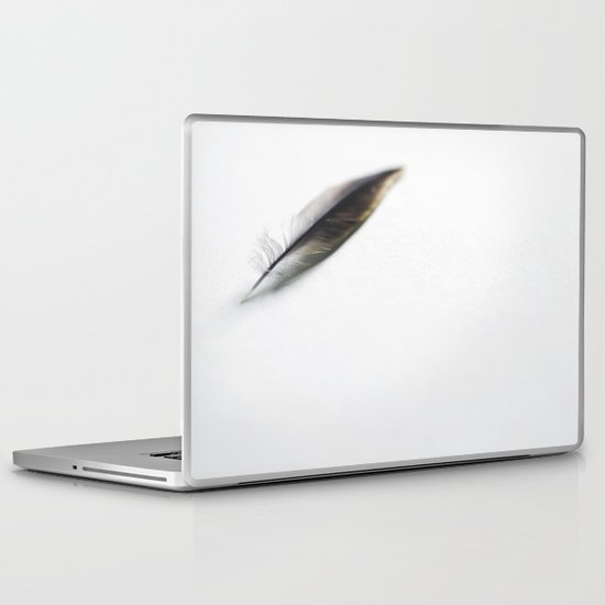 Feather Laptop & iPad Skin
