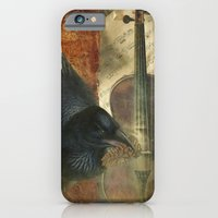 iPhone & iPod Case featuring Nevermore by Aimee Stewart
