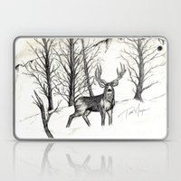Ink Pen 3 Laptop & iPad Skin