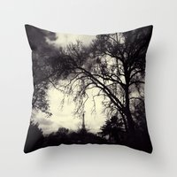 Sans Titre Throw Pillow