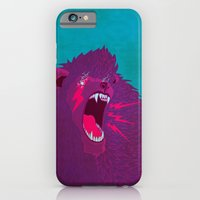 iPhone & iPod Case featuring Voice of Thunder by ELECTRICMETHOD.NET