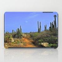 Desert Pathway iPad Case
