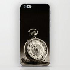 CLOCK 1 iPhone & iPod Skin