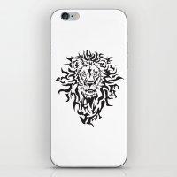Lion iPhone & iPod Skin
