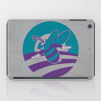 Obama Vs Hornets - Welco… iPad Case