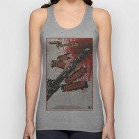 Texas Chainsaw Massacre Unisex Tank Top