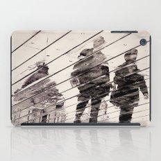 Rainy Day on the Promenade iPad Case