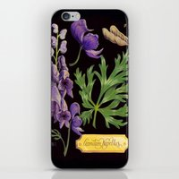 Wolfsbane iPhone & iPod Skin