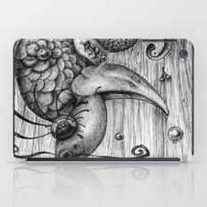 Fish Fall iPad Case