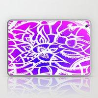Pink & Purple Love Laptop & iPad Skin