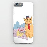 Calgary Cats iPhone 6 Slim Case