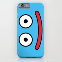 iPhone & iPod Case featuring Dragon Quest's Slime by Mirco Rambaldi