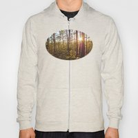 Evening In The Forest Hoody