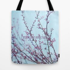 Spring Air Tote Bag