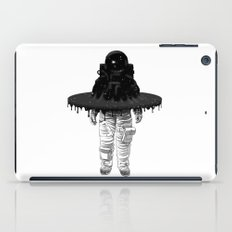 Through The Black Hole iPad Case