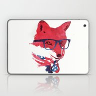 American Fox Laptop & iPad Skin