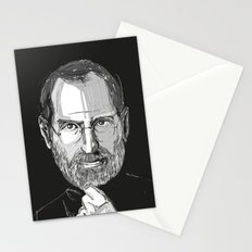 Steve Jobs Stationery Cards