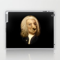 Bach, your best friend!  Laptop & iPad Skin