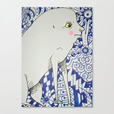 Oh, You! Canvas Print