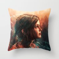 Cordyceps Throw Pillow