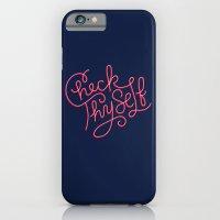 Check Thyself iPhone 6 Slim Case